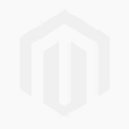 Cotton Stretch Striped Roll Neck in Red